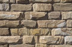 background stonework - stock photo