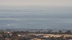 Santa Barbara California – Landscape 8 Stock Footage