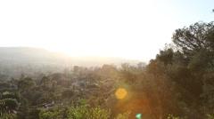 Santa Barbara California – Landscape 7 Stock Footage