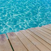 Majorca Platja de Muro beach Alcudia bay Mallorca Stock Photos