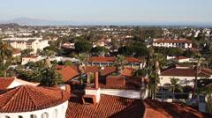 Santa Barbara California – Landscape 3 Stock Footage