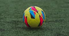 Soccer Kick 2 Stock Footage