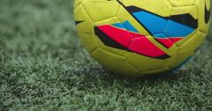 Soccer Kick 4 Stock Footage