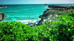 Laie Point State Wayside Stock Footage