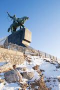 Stock Photo of Salavat Yulaev Ufa Russian Hero