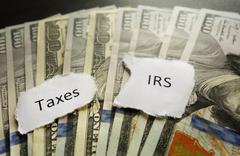 IRS and Taxes Stock Photos
