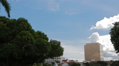 Penang's Millennium Monument in Padang Esplanade Stock Footage