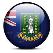 Stock Illustration of British Virgin Islands