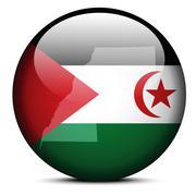 Stock Illustration of Western Sahara