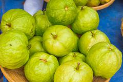 Guava fruit of South East Asia - stock photo