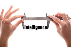 Stock Photo of Intelligence