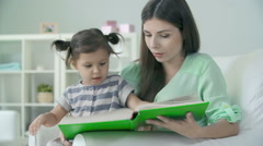 Juvenile Literature Stock Footage