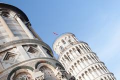 Stock Photo of Pisa Tower