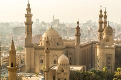 Cairo Mosque - stock photo