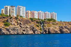Stock Photo of View to Antalya Turkey