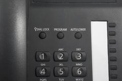 The digital keyboard - stock photo