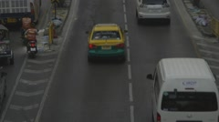 Road Traffic in Watergate District Stock Footage