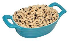 Black Eyed Beans Stock Photos