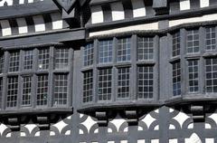 Stock Photo of Tudor Manor House
