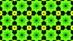 Color Changing Kaleidoscope Stock Footage