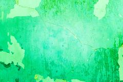Stock Photo of Green exposed concrete wall texture