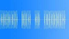 Futuristic Digital Typing 03 - sound effect