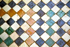 abstract morocco in africa  tile - stock photo