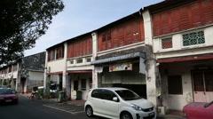 George Town, Malaysia Stock Footage