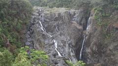 Barron Falls - Kuranda - Australia - HD Stock Footage