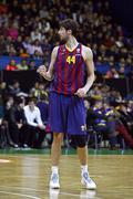 Ante Tomic of FC Barcelona - stock photo