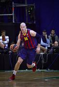 Maciej Lampe of FC Barcelona - stock photo