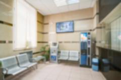 Common office building interior blur background Stock Photos
