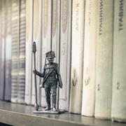 Tin Soldier - stock photo