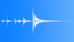 Sparkle drum refuse click Sound Effect