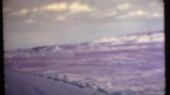 Site seeing Arizona 1954 Stock Footage