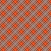 Scottish cage abstract textile seamless background - stock illustration
