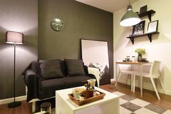 Interior of condominium room Kuvituskuvat
