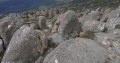 Mount Wellington Tasmania Stock Footage