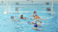 Water Polo Score 2 Footage