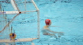 Water Polo Goalkeeper 1 Footage