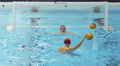 Water Polo Goalkeeper Training Footage