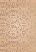 Decorative pattern wallpaper background - stock illustration