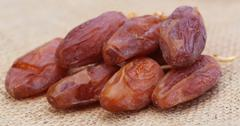 Arabian Dates Stock Photos