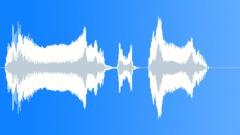 Showing cartoon shout - sound effect