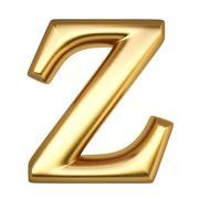 Alphabet - stock illustration
