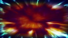 Cosmic Power nebula 4k Stock Footage
