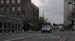 Traffic in London | HD 1080 Stock Footage