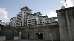 St George Wharf London | HD 1080 Stock Footage