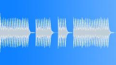 Futuristic Digital Typing 05 Sound Effect