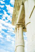 Classical architectural detail Stock Photos